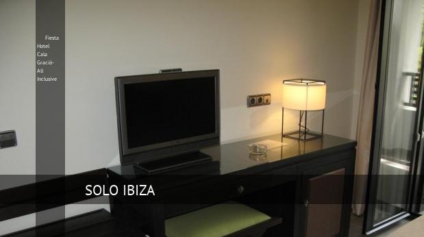Fiesta Hotel Cala Gració- All Inclusive reverva