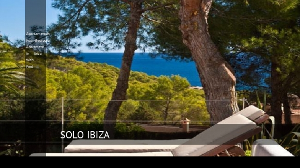 Apartamentos Four-Bedroom Apartment in Ibiza with Pool III opiniones