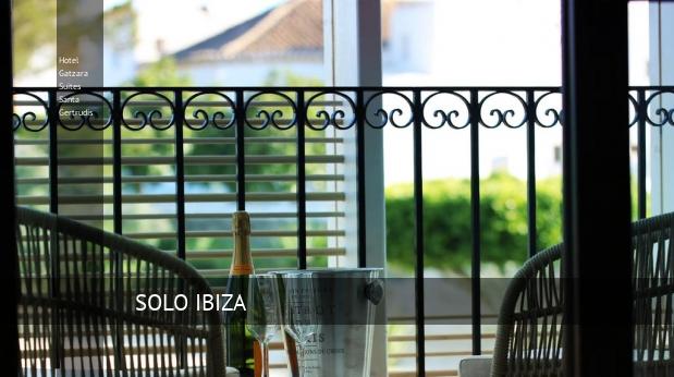 Hotel Gatzara Suites Santa Gertrudis barato