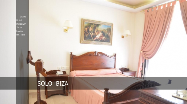 Grand Hotel Palladium Santa Eulalia del Río booking