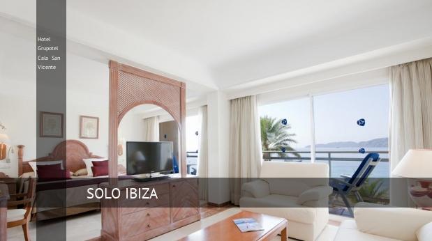 Hotel Grupotel Cala San Vicente booking