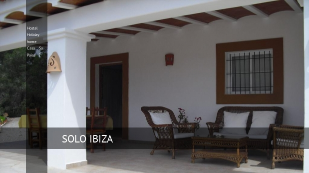 Hostal Holiday home Casa Sa Paisa 2 opiniones