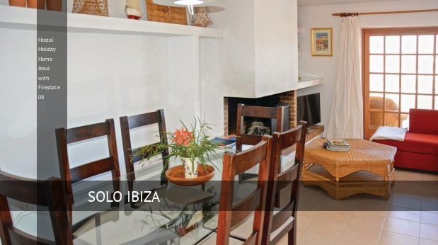 Hostal Holiday Home Jesus with Fireplace 08 booking