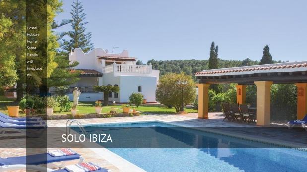 Hostal Holiday Home Santa Eulalia with Fireplace VIII booking