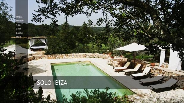 Hostal Holiday Villa Casa Calma Ibiza opiniones