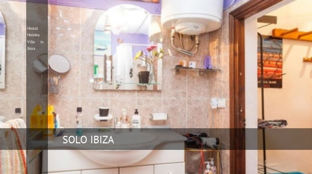 Hostal Holiday Villa in Ibiza booking