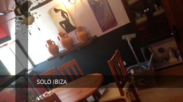 Hostal Holiday Villa in Ibiza opiniones