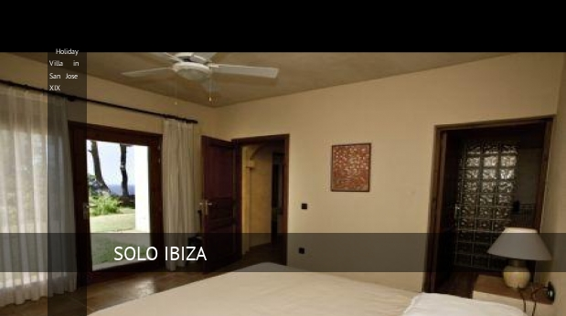 Holiday Villa in San Jose XIX booking