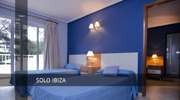 Hostal Cala Boix booking