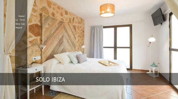 Hostal La Torre Ibiza Cap Negret oferta