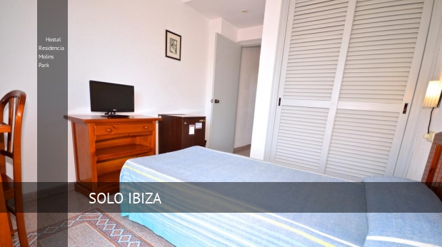 Hostal Residencia Molins Park booking