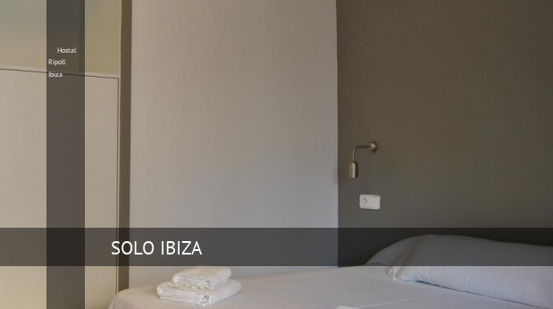 Hostal Ripoll Ibiza booking
