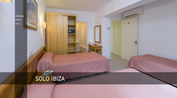 Albergue Hostal Roca booking