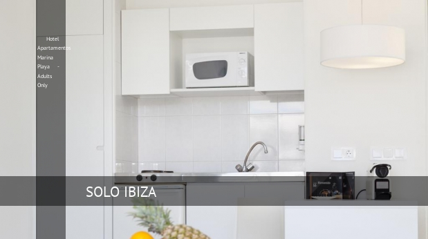 Hotel Apartamentos Marina Playa - Solo Adultos reservas