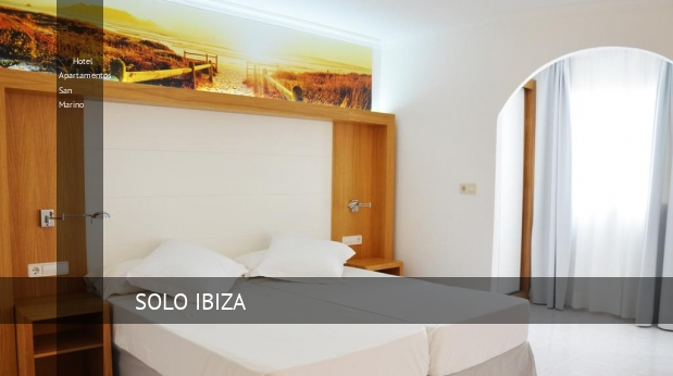 Hotel Apartamentos San Marino booking