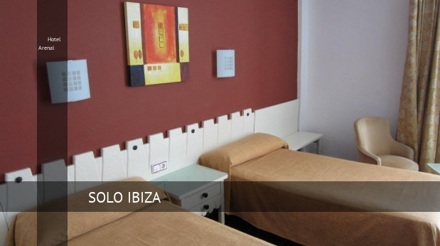 Hotel Arenal booking