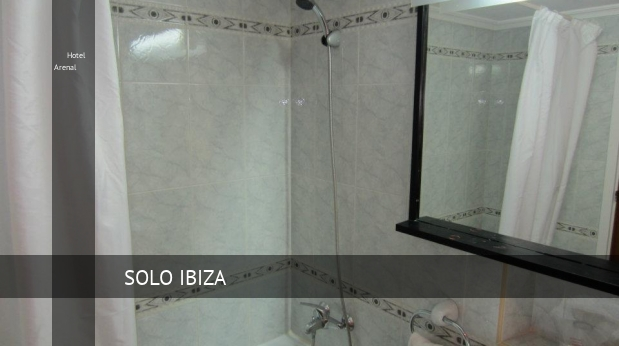 Hotel Arenal reservas