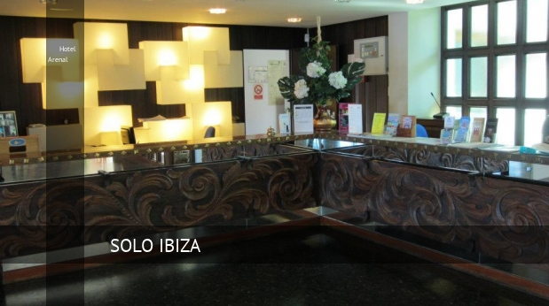 Hotel Arenal reverva