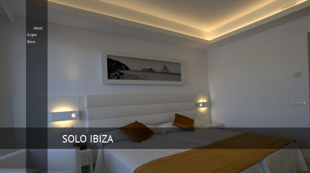 Hotel Argos Ibiza reservas