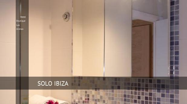 Hotel Boutique Las Arenas reservas