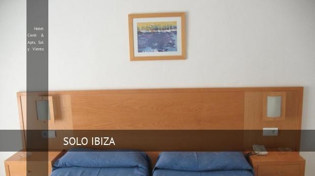Hotel Cenit & Apts. Sol y Viento opiniones