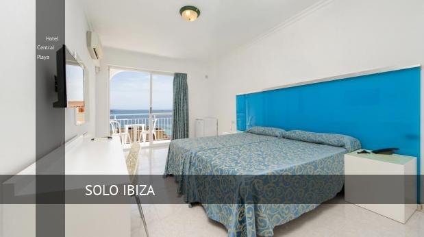 Hotel Central Playa barato