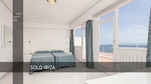 Hotel Central Playa opiniones