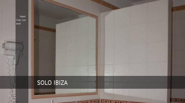 Hotel Club Can Jordi reservas