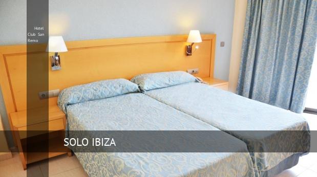 Hotel Club San Remo baratos