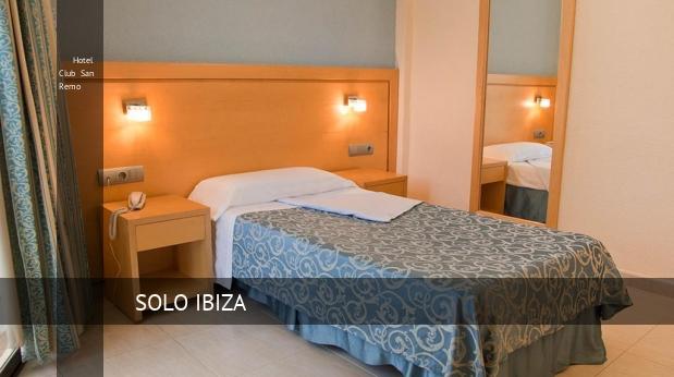 Hotel Club San Remo booking