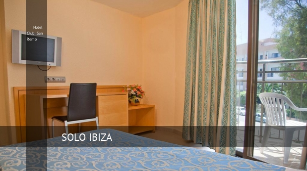 Hotel Club San Remo oferta