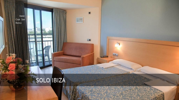 Hotel Club San Remo reservas