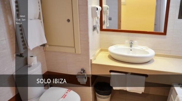 Hotel Club San Remo reverva