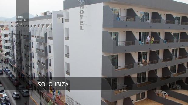 Hostal Hotel El Puerto barato