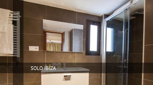 Hostal Hotel El Puerto booking
