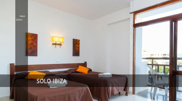 Hotel Galera opiniones