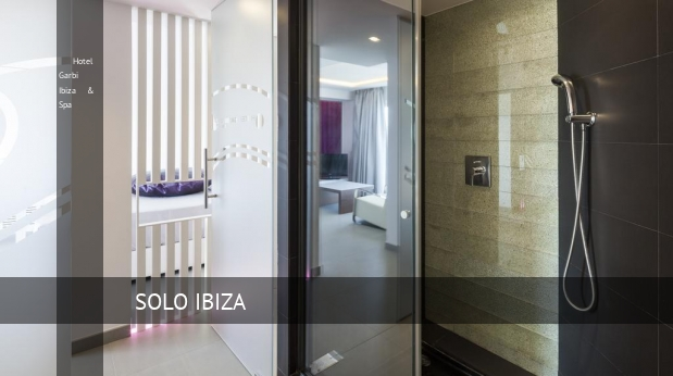 Hotel Garbi Ibiza & Spa booking