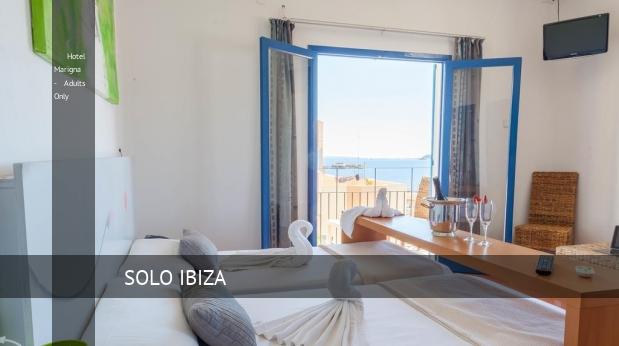Hotel Marigna - Solo Adultos Ibiza Ciudad