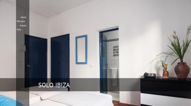 Hotel Marigna - Solo Adultos reservas