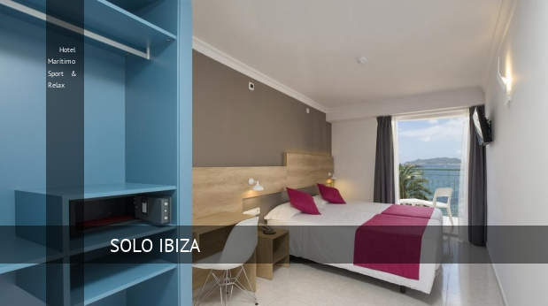 Hotel Marítimo Sport & Relax booking