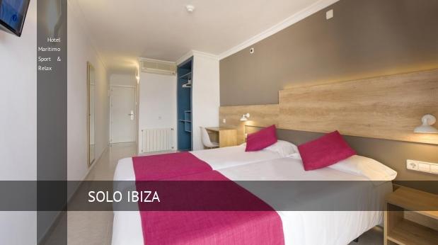 Hotel Marítimo Sport & Relax reservas