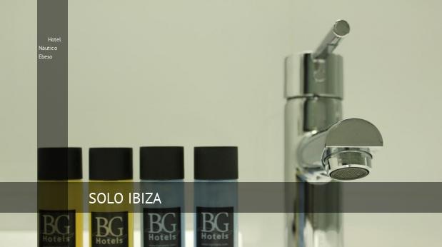 Hotel Náutico Ebeso booking