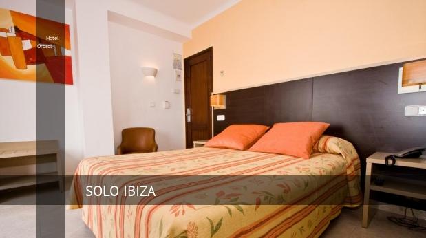 Hotel Orosol barato