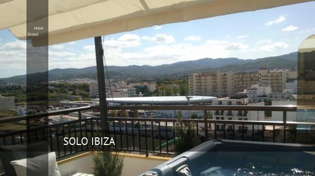 Hotel Orosol reservas