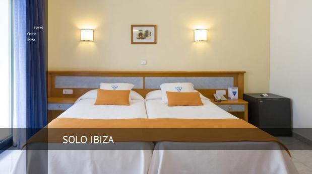 Hotel Osiris Ibiza booking