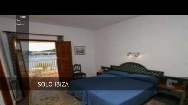 Hotel Ses Savines barato