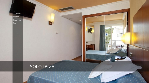 Hotel Simbad Ibiza & Spa booking