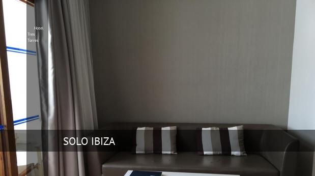 Hotel Tres Torres baratos