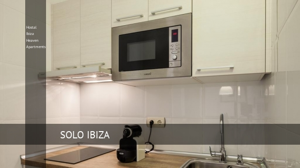 Hostal Ibiza Heaven Apartments opiniones