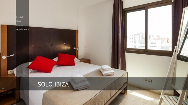 Hostal Ibiza Heaven Apartments reverva